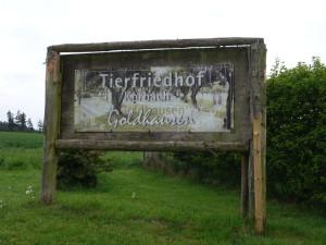 Tierfriedhof (1)